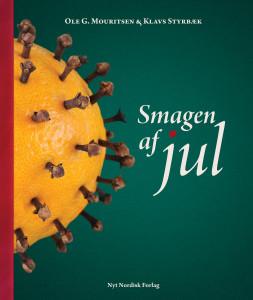 Smagen af Jul - Cover - Forside